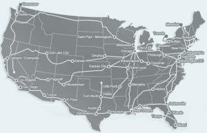 Amtrak USA Pass