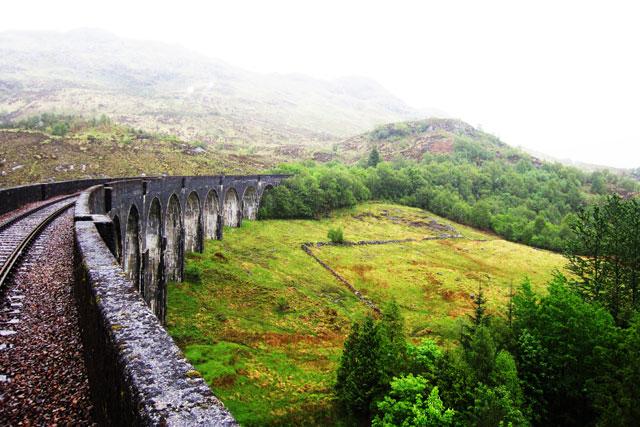 Day 3 Sleeper Train To Scotland Amp Journey Through The