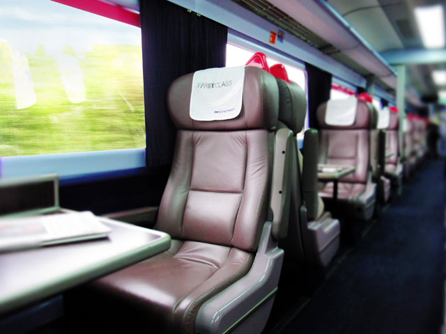 Travel East Canada By Train