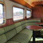 Train-lounge