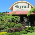 SkyRail-station