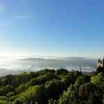 A room with a view in Viana, Portugal