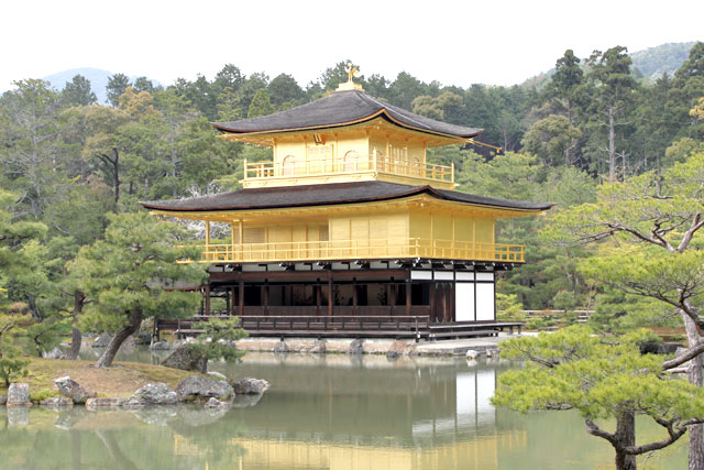 Golden-Pavillion-Kyoto