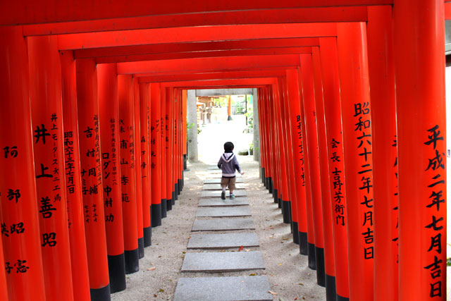 senbon-torii
