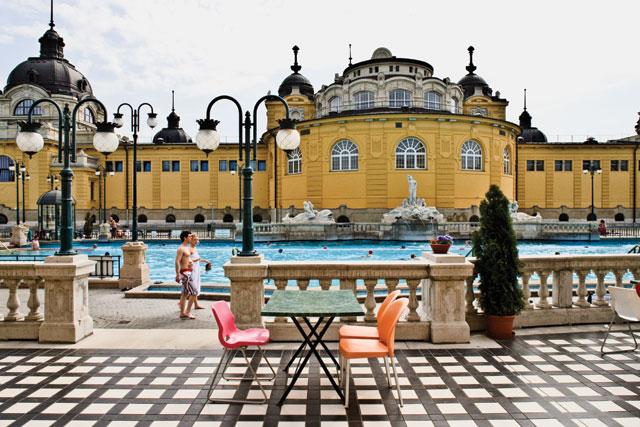Budapest-spas