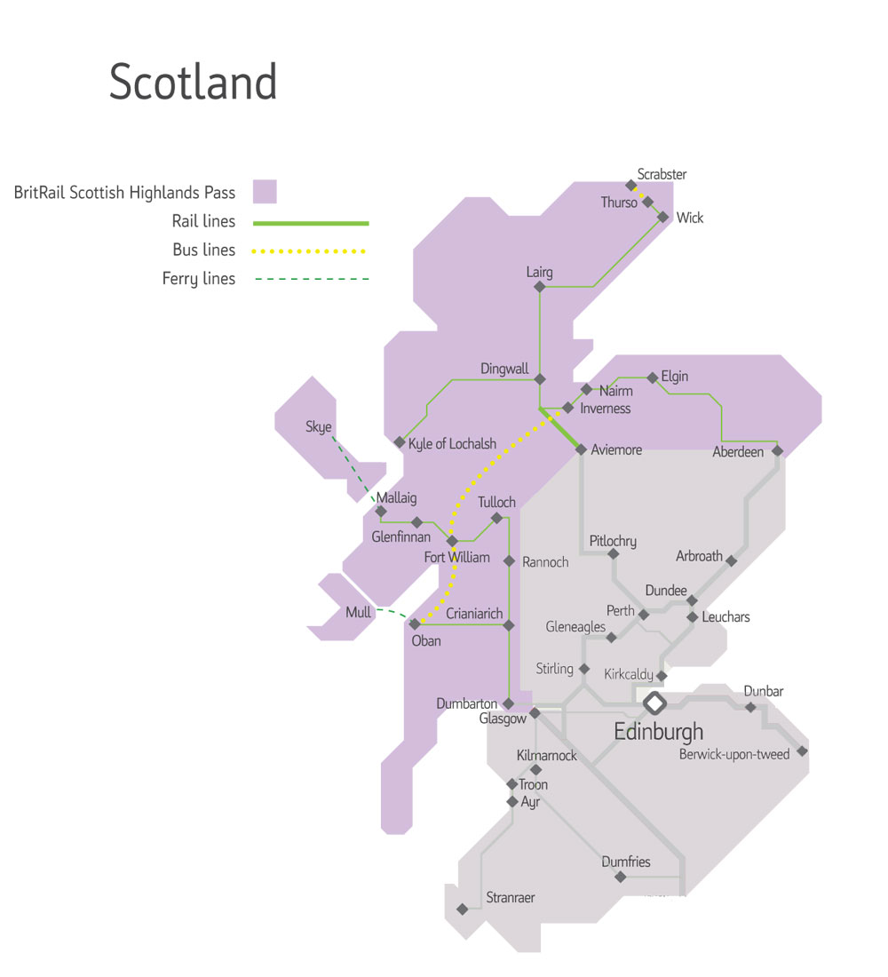 Scottish-Highlands-Pass-map