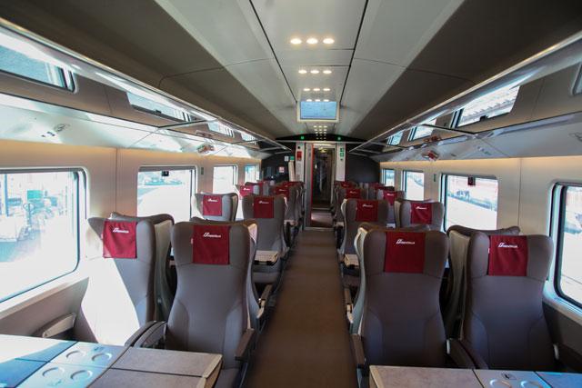 Trenitalia E‑Tickets - ACP Rail