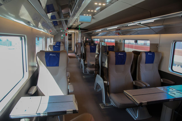 Trenitalia E‑tickets Acp Rail
