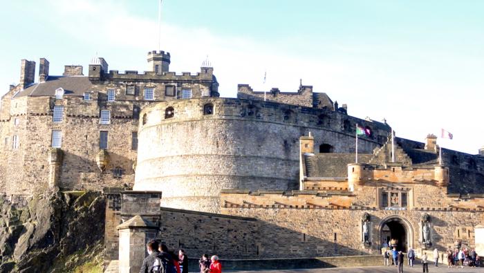 Edinburgh Castel