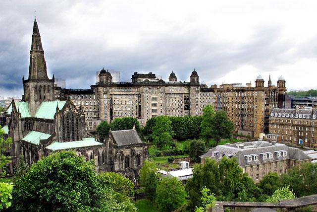 Glasgow-view