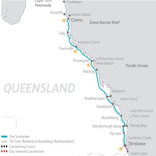 Queensland Coastal Pass