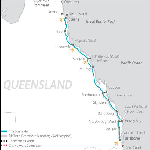 Queensland Coastal Pass