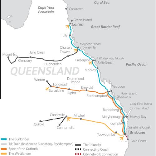 Queensland Explorer Pass
