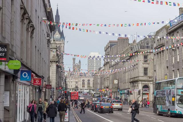Aberdeen July