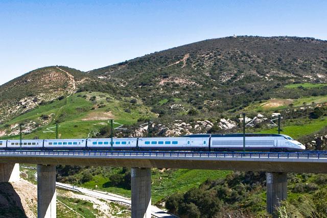 Eurail Off-Peak
