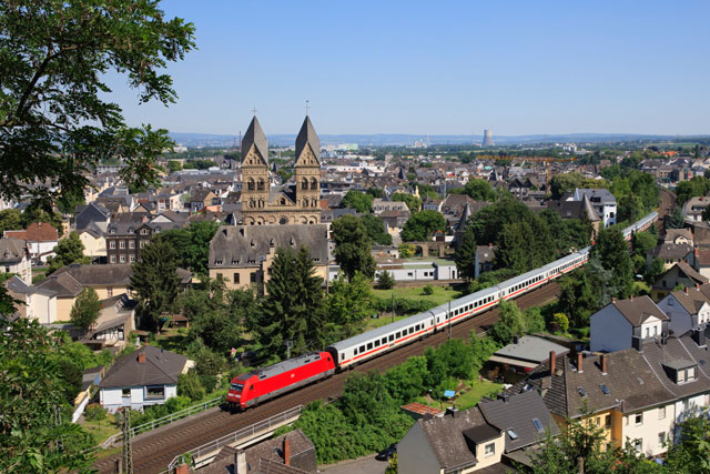 Germany by Rail Sweepstakes