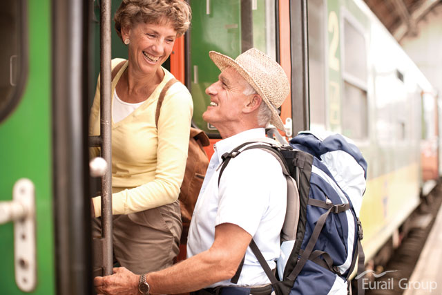 New Senior Discount on Interrail One Country Passes