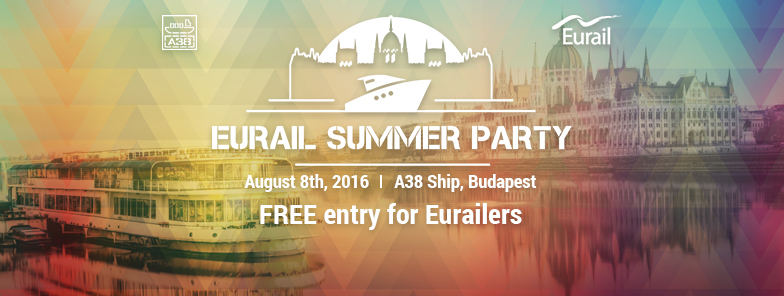 summer party in Budapest