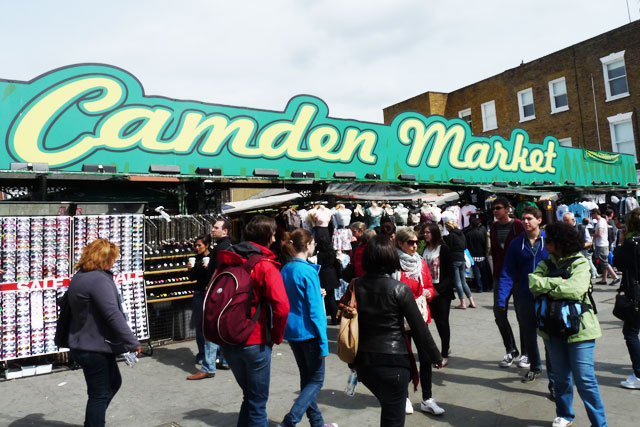 The Edge of Culture & Music in Camden
