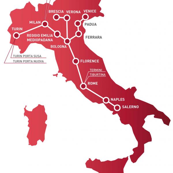 Italo Map