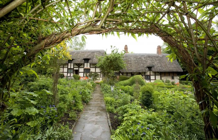 Shakespeare houses