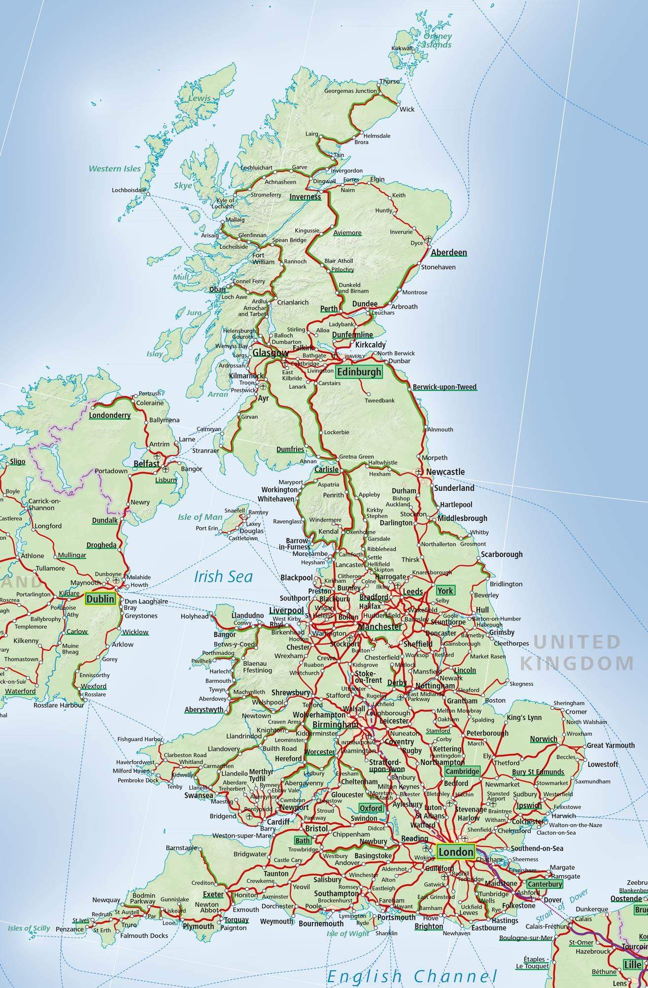 Uk Map Jpg.Maps Acp Rail