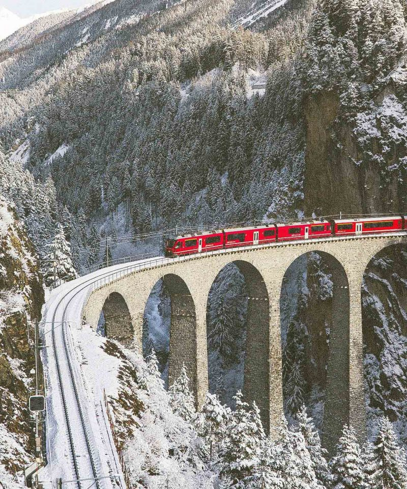 Interrail Switzerland