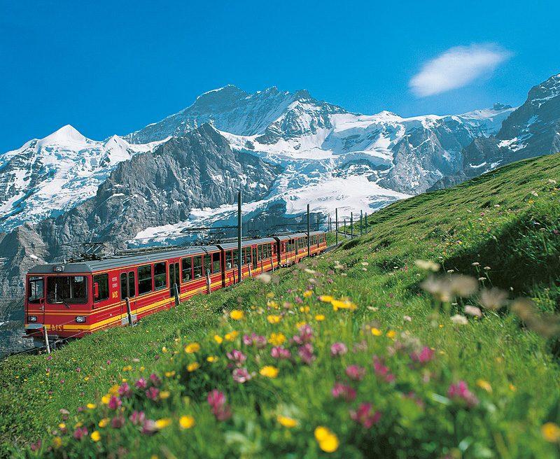 Jungfrau Passes