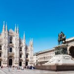 Venice to Milan by train