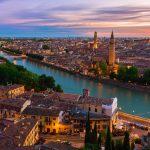 Venice to Verona by train