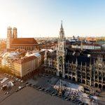 Berlin to Munich by train