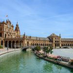 Cadiz to Seville by train