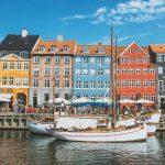 Gothenburg to Copenhagen by train