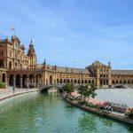 Granada to Seville by train