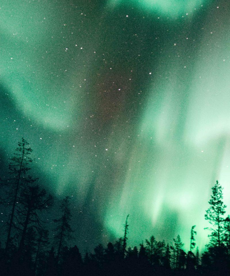 Helsinki to Rovaniemi by train