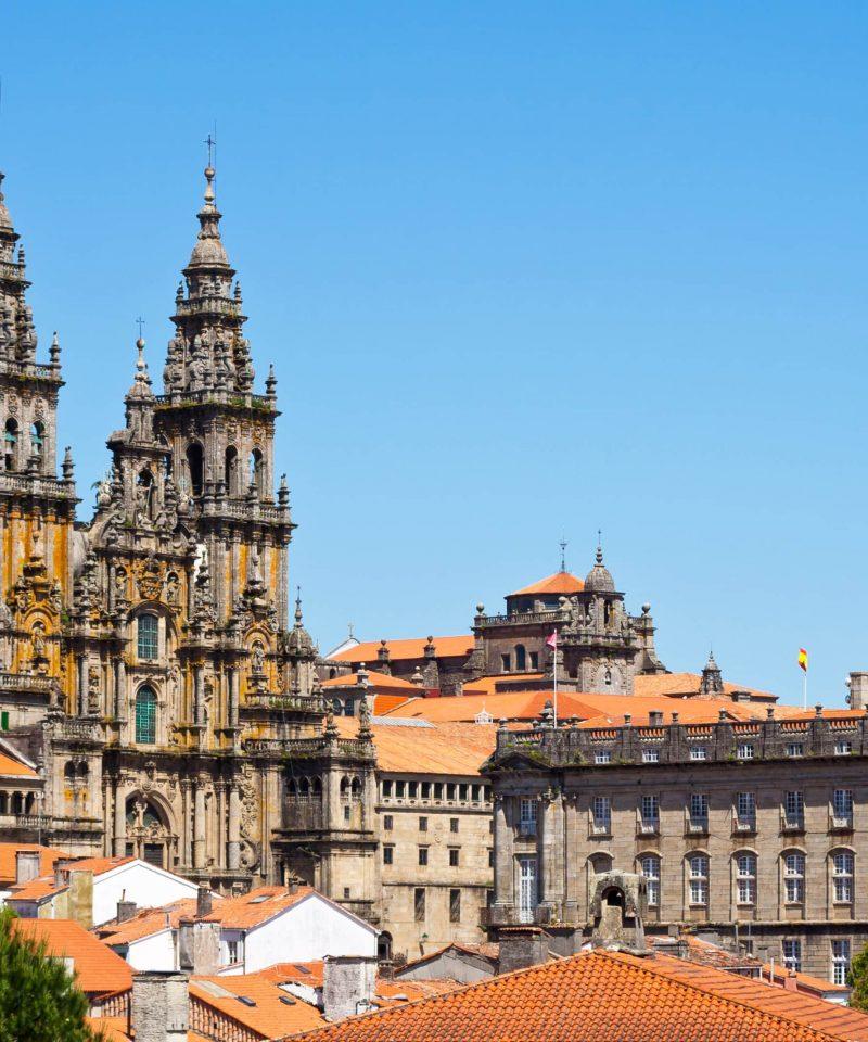 Madrid to Santiago De Compostela by train