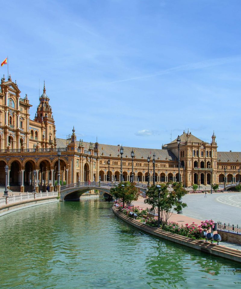 Malaga to Seville by train
