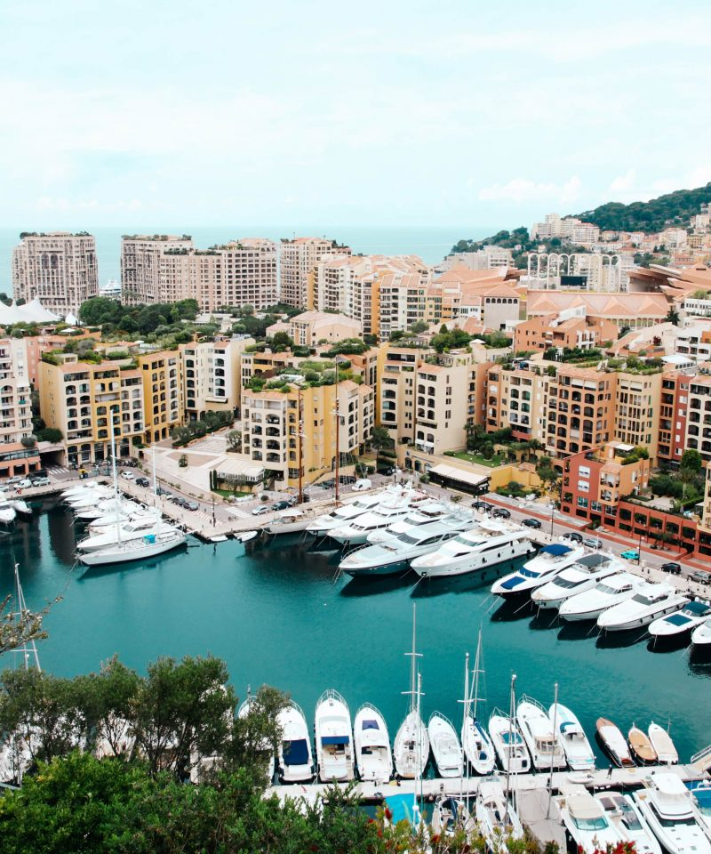 Nice to Monaco by train