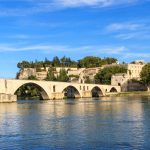 Paris to Avignon by train