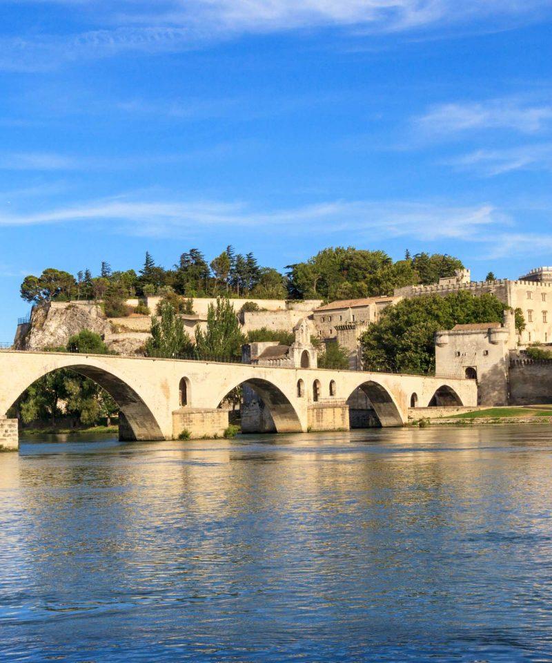 Paris to Avignon by train