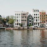 Rotterdam to Amsterdam by train