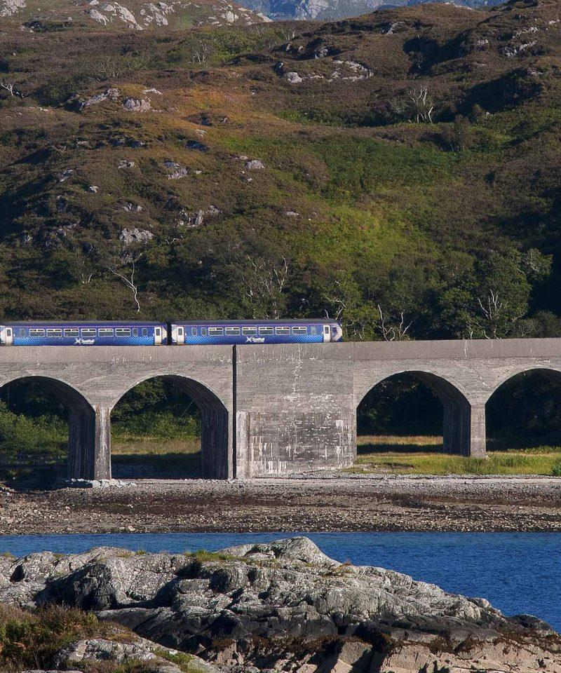 ScotRail Scottish Grand Tour M-Pass