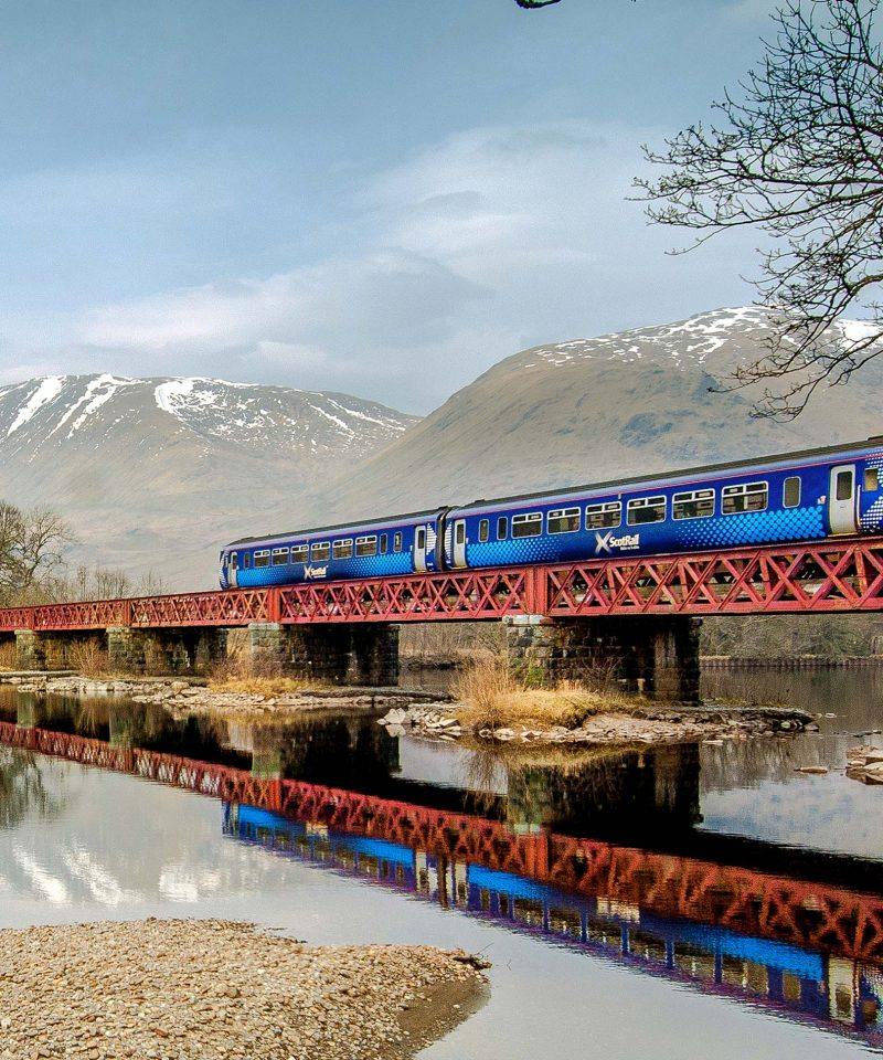ScotRail Spirit of Scotland