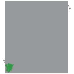 Südlicher Kyushu Rail Pass