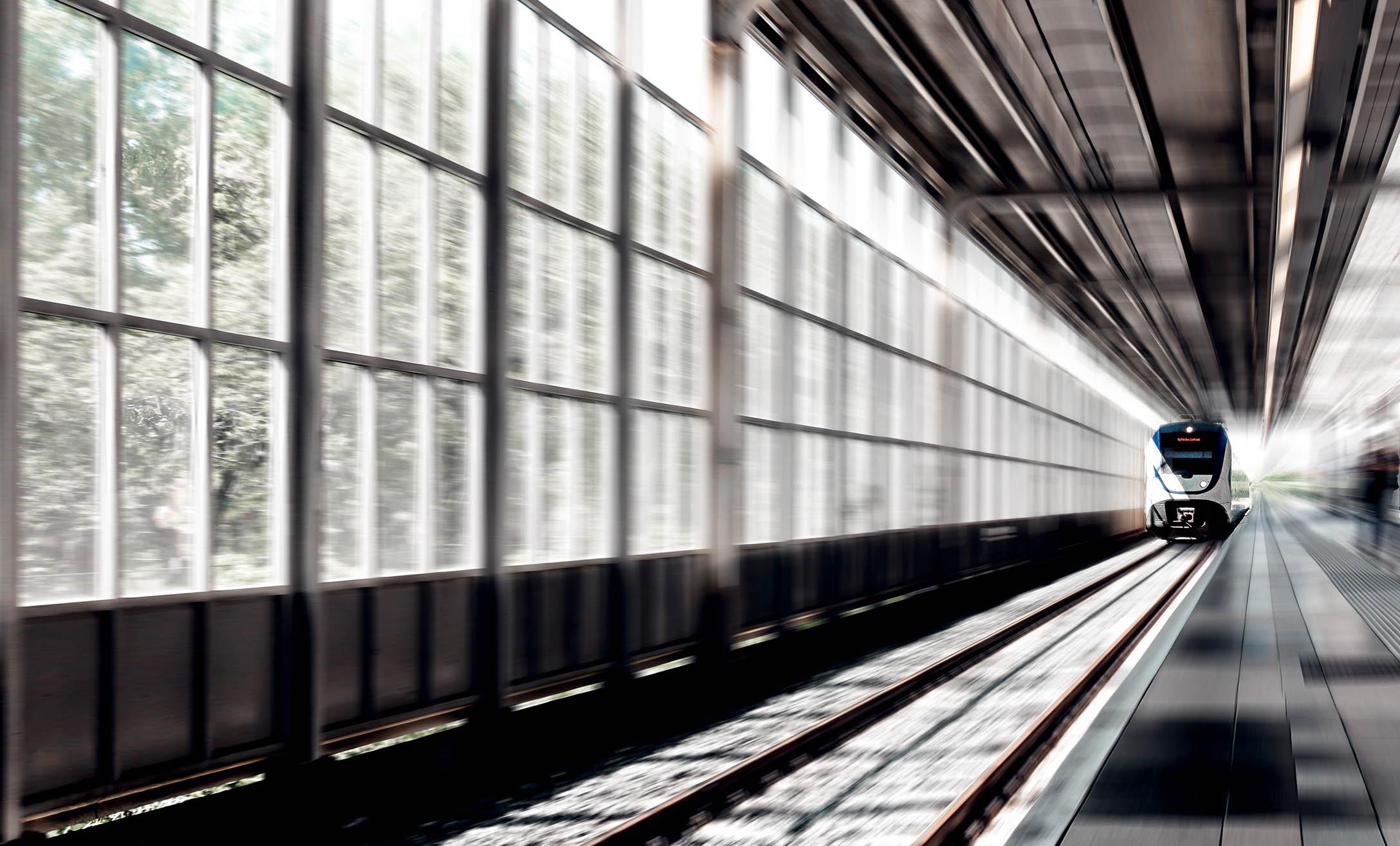 Airport Trains - ACP Rail