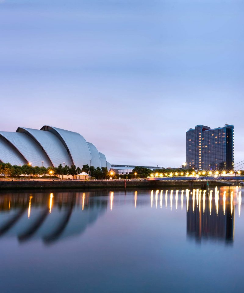 Birmingham to Glasgow by train