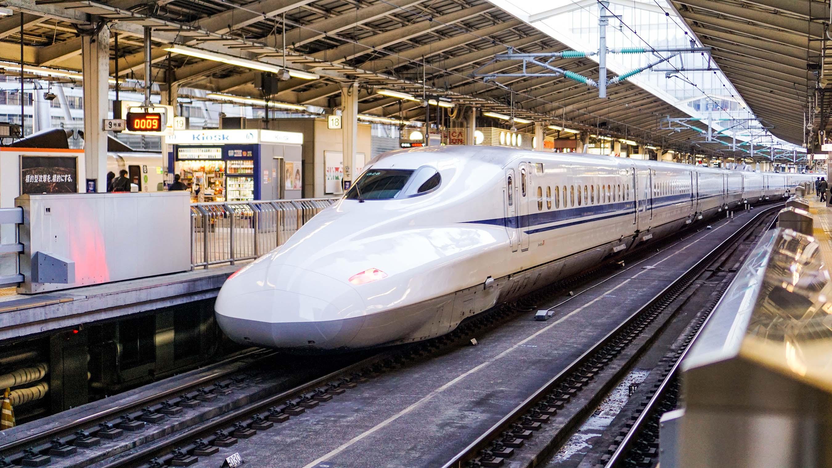 Bullet Trains - ACP Rail