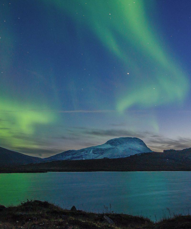 Narvik to Abisko