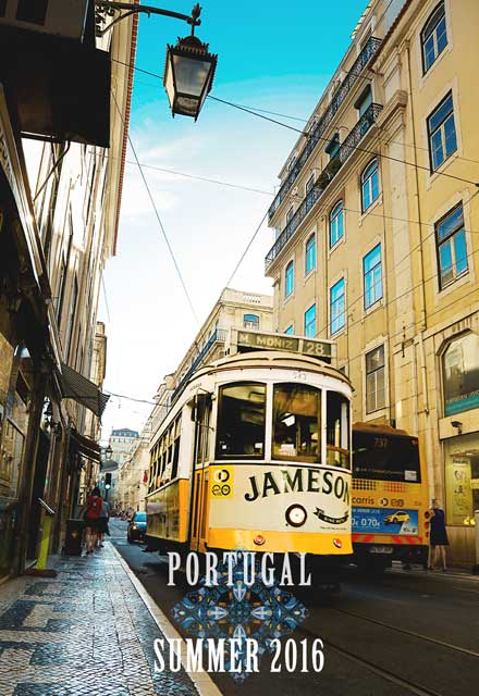 Lisbon's trams, trains and more hits with the kids
