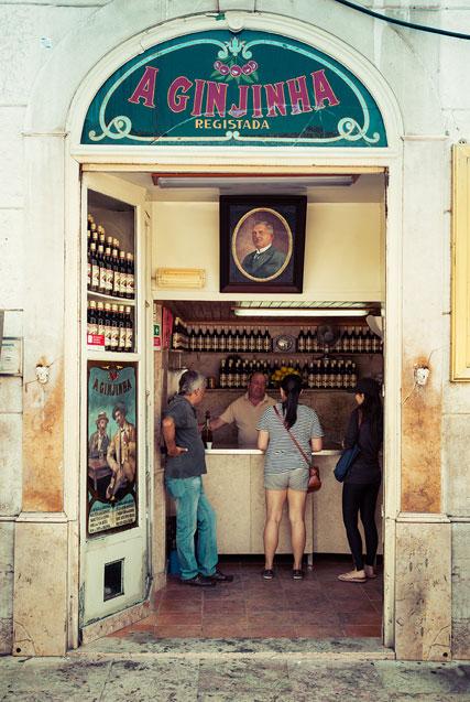ginjinha-bar